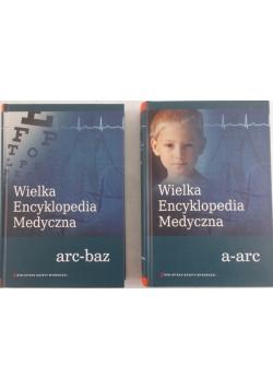 Wielka Encyklopedia Medyczna - cz.1 i 2