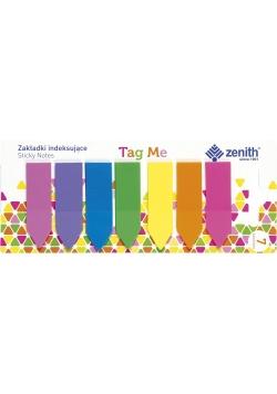 Zakładki indeksujące Tag Me 7 kolorów ZENITH