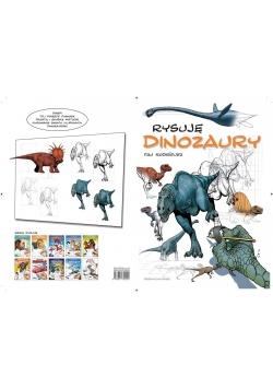 Rysuję. Rysuję Dinozaury