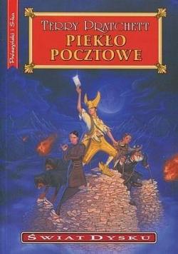 Świat Dysku - Piekło pocztowe w.2011