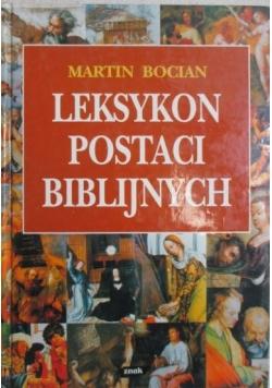 Leksykon postaci biblijnych