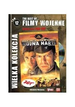 Wojna Harta, płyta DVD