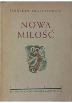 Nowa miłość, 1946r.