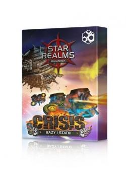 Star Realms: Crisis Bazy i Statki GFP