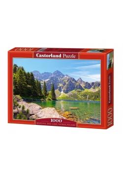 Puzzle 1000 Morskie oko CASTOR