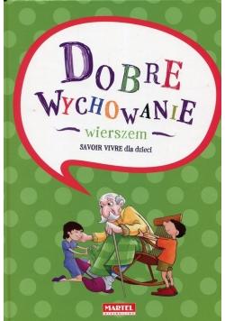 Dobre wychowanie wierszem savoir vivre dla dzieci