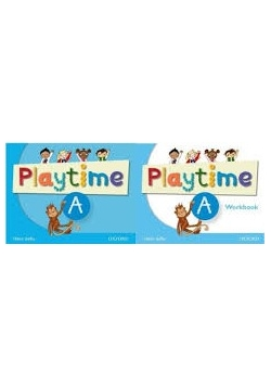 Playtime, 2 książki