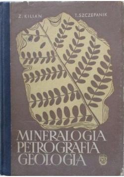 Mineralogia, petrografia i geologia