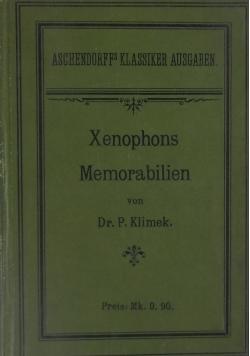 Xenophons Memorabilien, 1900 r.