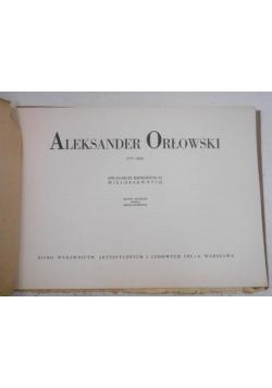 Aleksander Orłowski 1777-1832