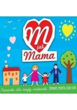 M jak Mama - Piosenki dla mojej rodzinki SOLITON