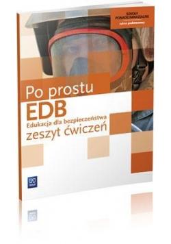Edukacja dla bezpieczeństwa LO Po prostu EDB ćw ZP