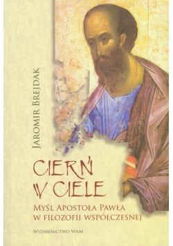 Cierń w ciele Myśl apostoła Pawła w filozofii współczesnej