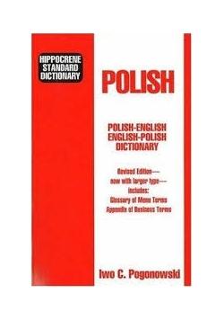 Polish-English English-Polish Dictionary