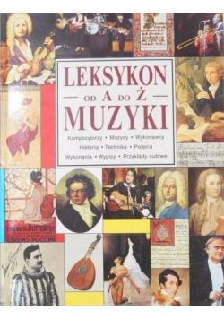 Leksykon od a do z muzyki
