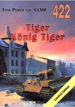 Tiger Konig Tiger nr. 422