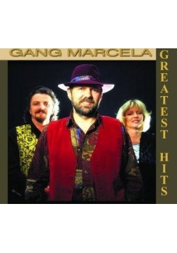 Greatest Hits- Gang Marcela CD