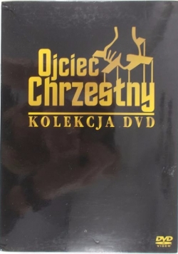 Ojciec Chrzestny, Część I-III. DVD