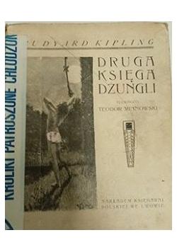 Druga księga dżungli, 1921 r.