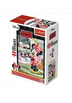 Puzzle 20 miniMaxi-Ulubione zajęcia Minnie 2 TREFL