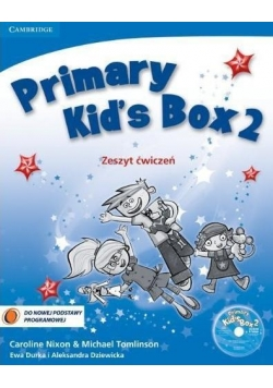Primary Kid's Box 2 WB CAMBRIDGE