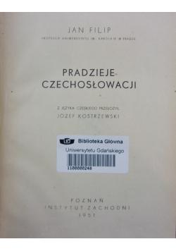 Pradzieje Czechosłowacji