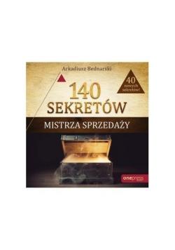 140 sekretów Mistrza Sprzedaży