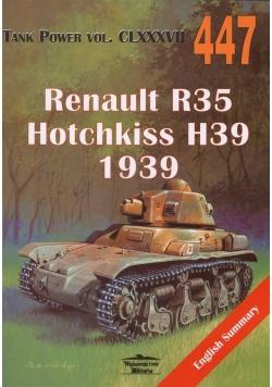 Renault R35 Hotchkiss H39 1939 CLXXXVII 447