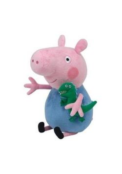 Beanie Babies Peppa Pig - George 28cm
