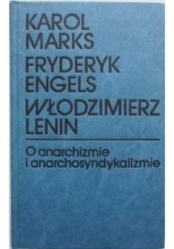 O anarchizmie i anarchosyndykalizmie