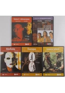 Gazeta Wyborcza, zestaw 5 płyt DVD