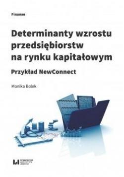 Determinanty wzrostu przedsiębiorstw na rynku...