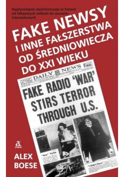 Fake newsy i inne fałszerstwa od średniowiecza do XXI wieku