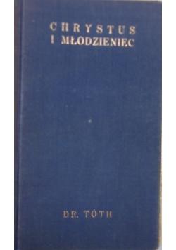Chrystus i młodzieniec, 1935 r.