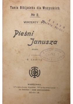 Pieśni Janusza ,1907r.