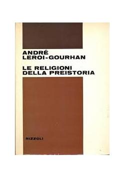 Le religioni Della Preistoria