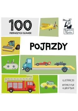100 pierwszych słówek Pojazdy