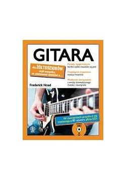 Gitara dla żółtodziobów