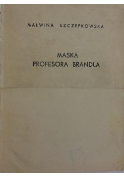 Maska profesora Brandla