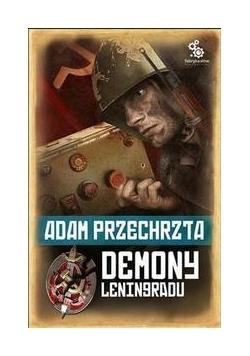 Cyklu o Razumowskim T1. Demony Leningradu