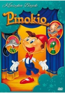 Klasyka bajki. Pinokio