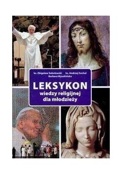 Leksykon wiedzy religijnej dla młodzieży