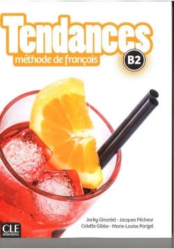 Tendances B2 Methode de francais + DVD