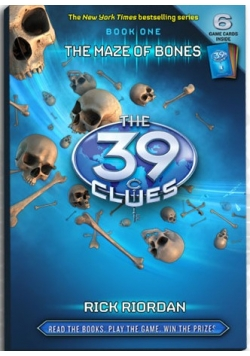 The  39 Clues- The Maze of Bones