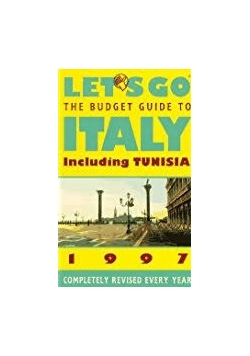 Let's go the budget guide to Italy