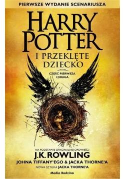 Harry Potter 8 Przeklęte Dziecko cz. I i II TW