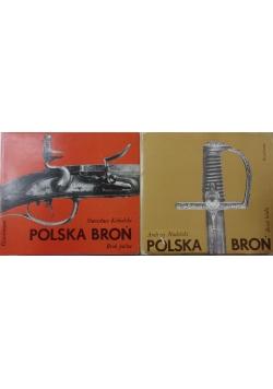 Polska broń, 2 książki