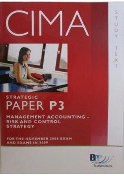 Cima. Strategic paper p3