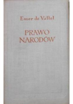 Prawo narodów, tom II