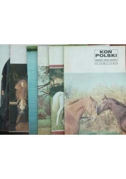 Koń Polski, nr. 1 - 6, 1988 r.